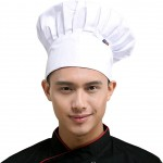 100 Pieghe Cappello Chef